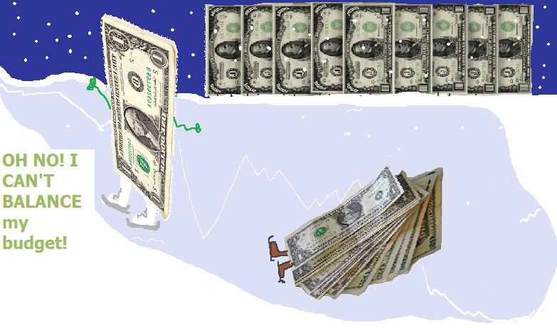 Balance the budget1