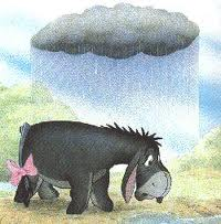 Eeyore dark cloud