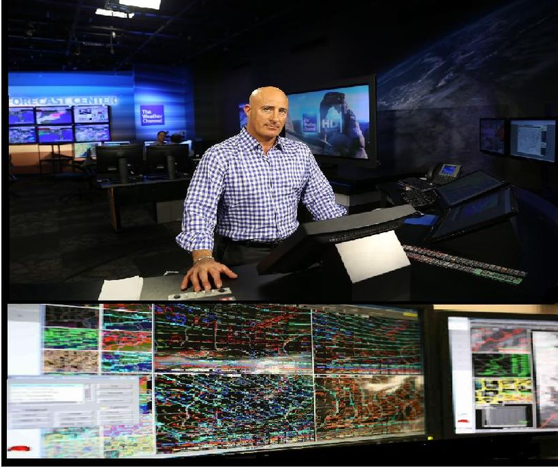 Jim cantore computermodels